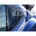 2016-21 CAMARO 6TH GEN BAKKDRAFT QUARTER WINDOW LOUVERS X2 (PAIR)3